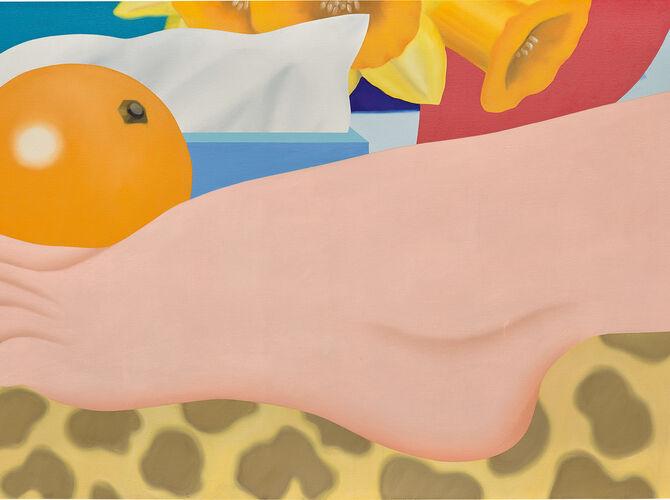 Bedroom Paintings by Tom Wesselmann
