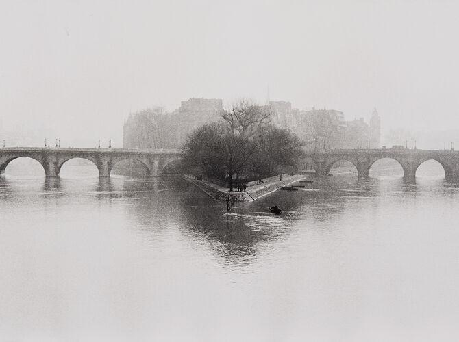 Paris by Henri Cartier-Bresson