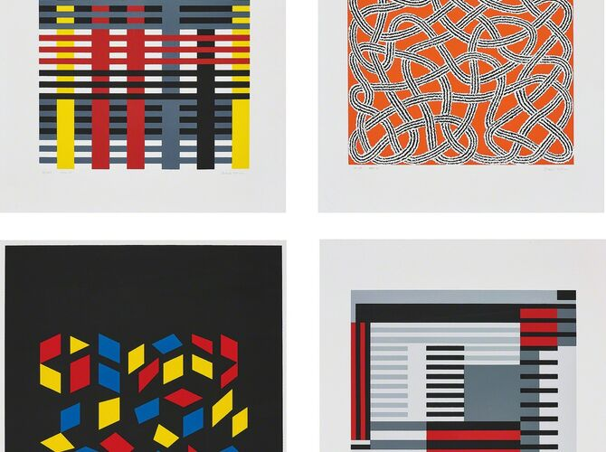 Connections by Anni Albers