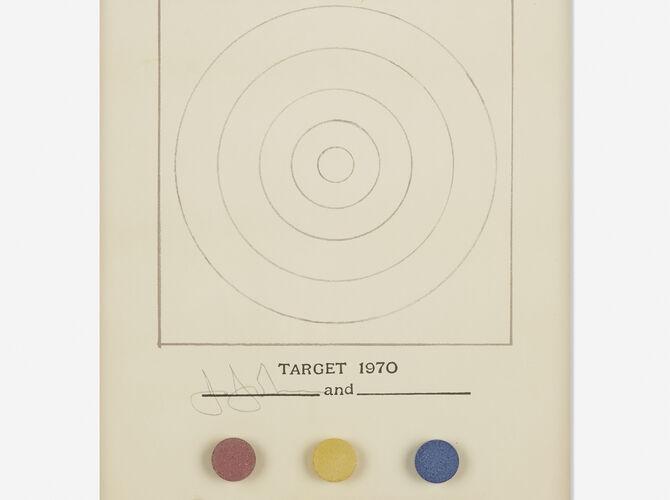 Targets by Jasper Johns