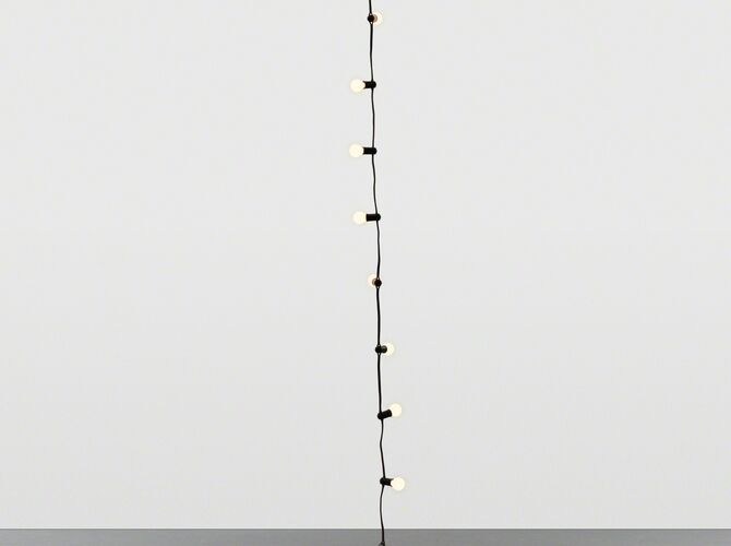 Light Bulbs by Felix Gonzalez-Torres