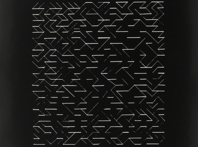 Orchestra by Anni Albers