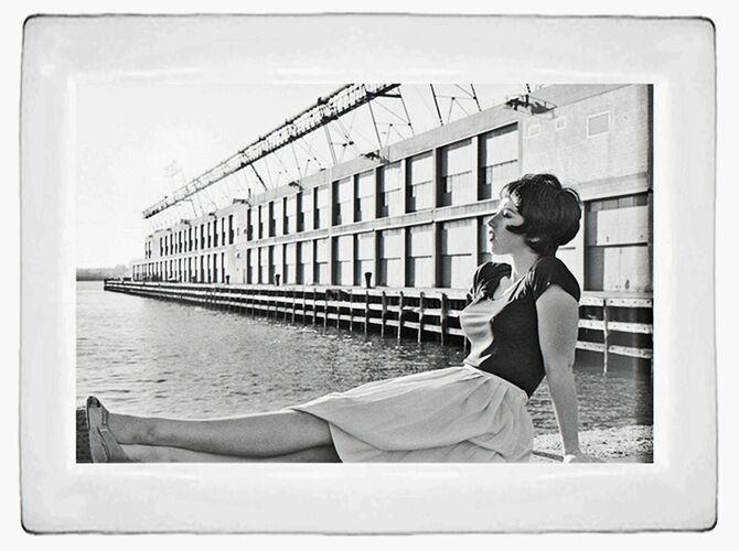 Untitled Film Stills by Cindy Sherman