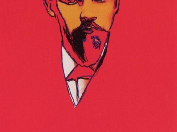 Lenin by Andy Warhol