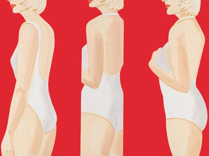 Coca-Cola Girls by Alex Katz