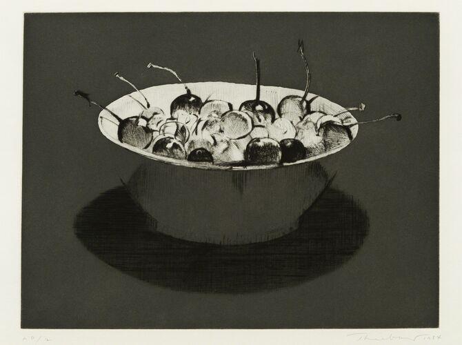 Food by Wayne Thiebaud