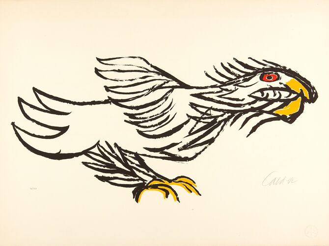 Flying Colors by Alexander Calder
