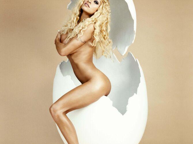 Pamela Anderson by David LaChapelle