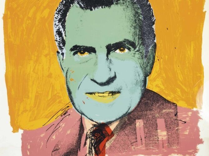 Vote McGovern by Andy Warhol