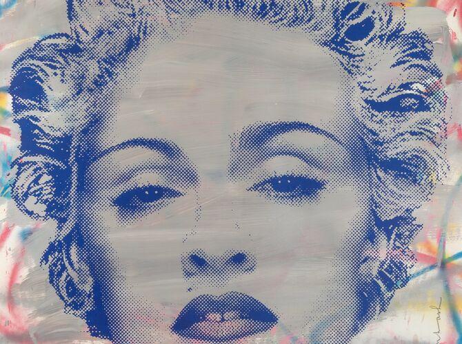 Madonna by Mr. Brainwash