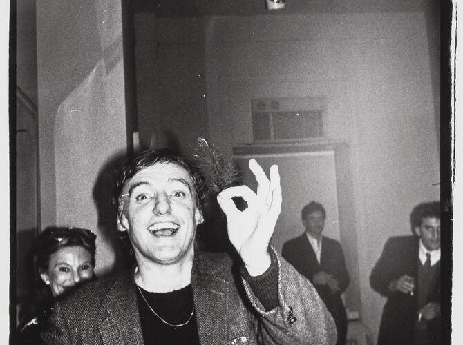 Dennis Hopper by Andy Warhol