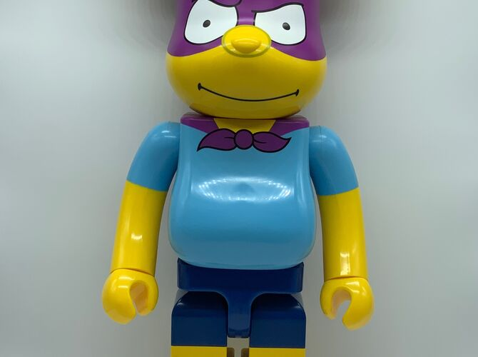The Simpsons by BE@RBRICK