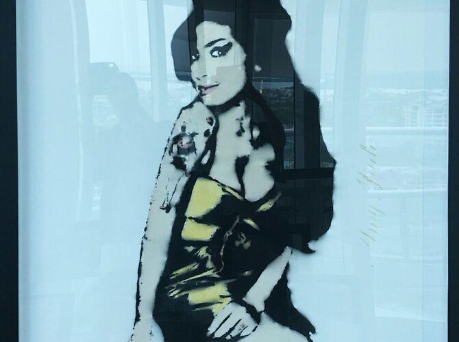 Amy Winehouse by Bambi