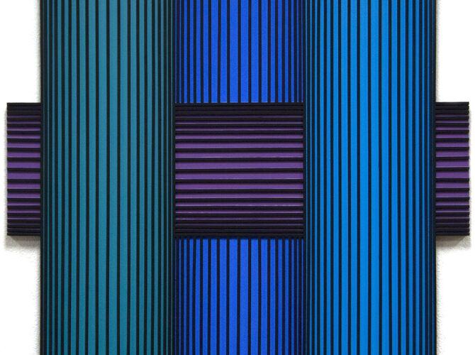 Translumina Series by Richard Anuszkiewicz