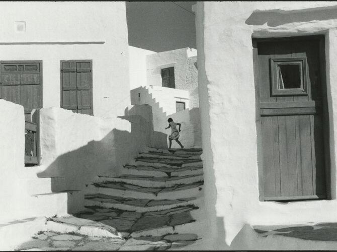 Greece by Henri Cartier-Bresson