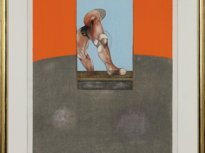 Triptychs by Francis Bacon