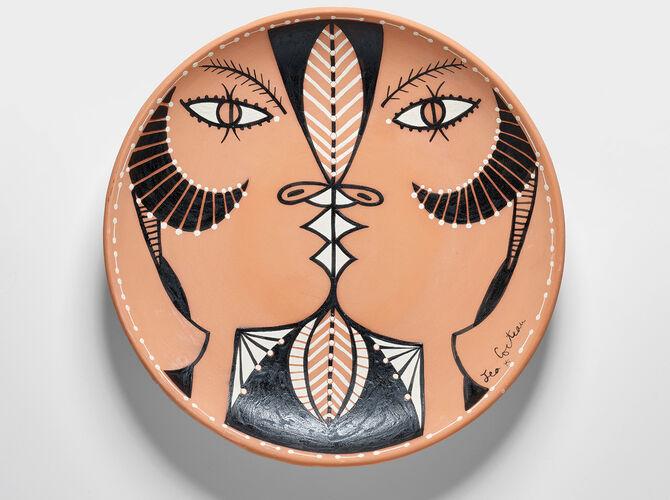 Porcelain by Jean Cocteau