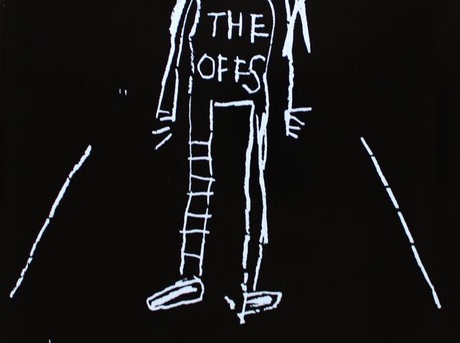 Album Covers by Jean-Michel Basquiat
