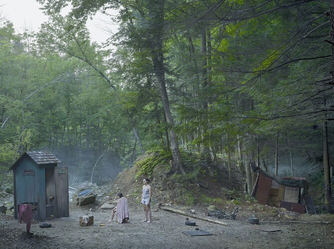 Cathedral of the Pines by Gregory Crewdson