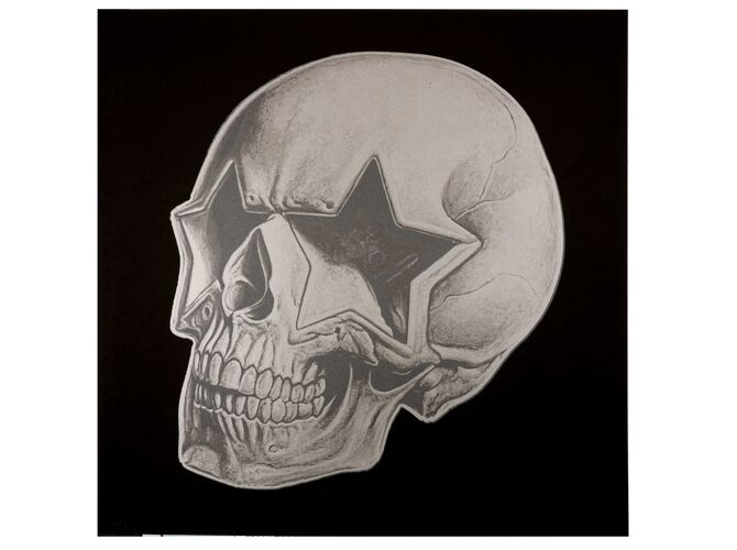 Star Skulls by Ron English