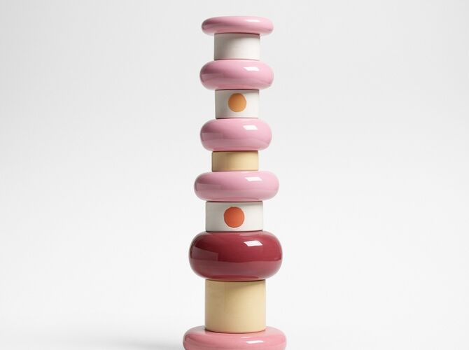 Totems by Ettore Sottsass