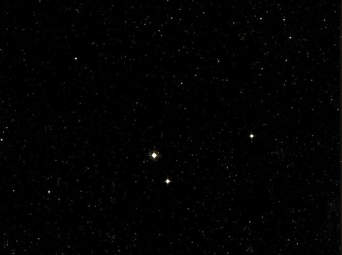 Stars by Thomas Ruff