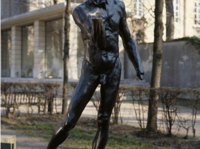 Pierre de Wissant by Auguste Rodin