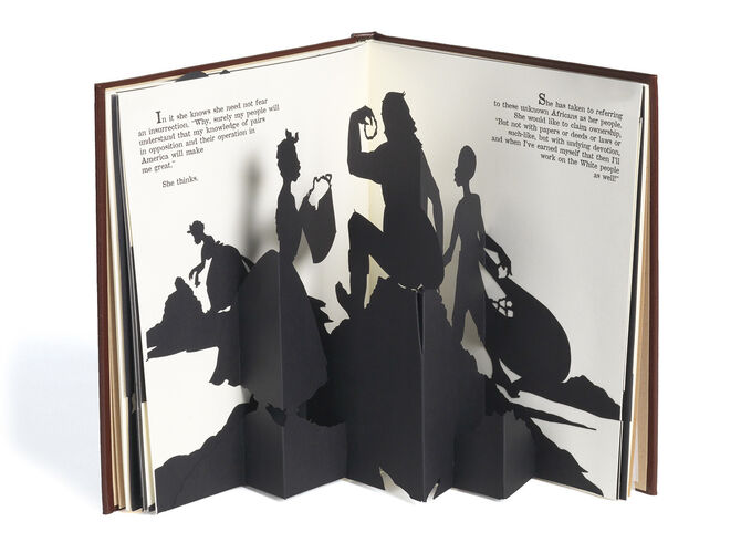 Freedom, A Fable by Kara Walker
