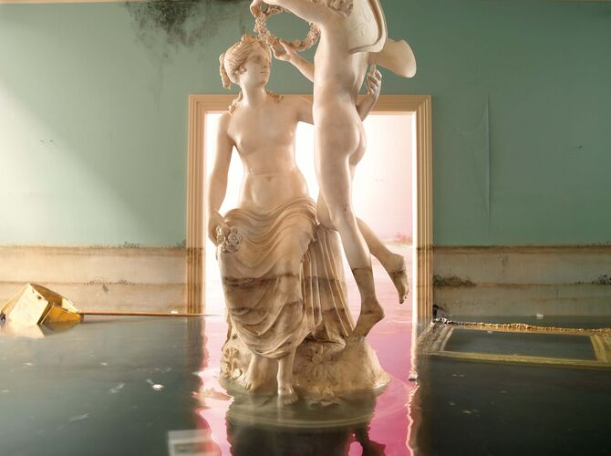 After The Deluge by David LaChapelle