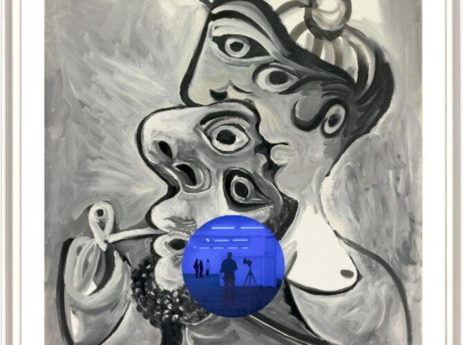 Gazing Balls by Jeff Koons