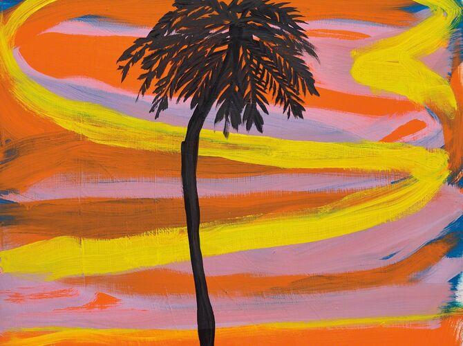 Palm Trees by Josh Smith