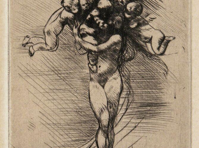 Eternal Springtime by Auguste Rodin