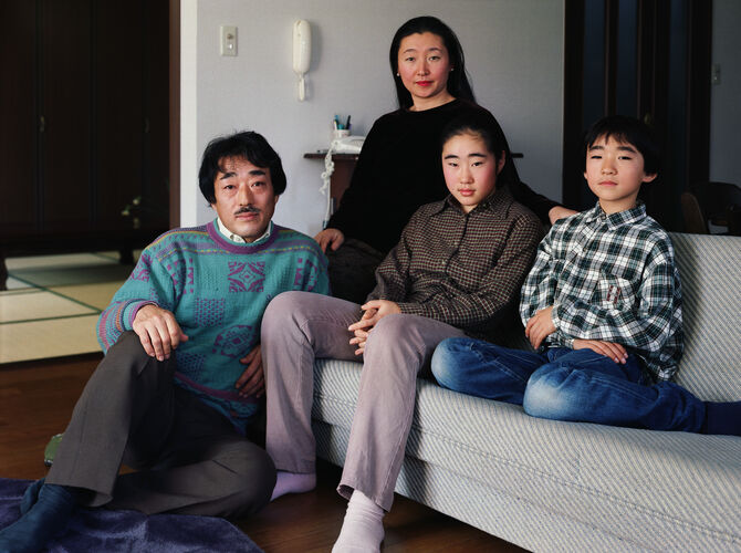 Family Portraits by Thomas Struth