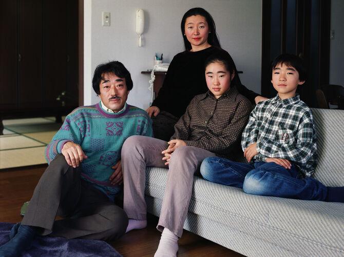 Family Portraits by Thomas Struth
