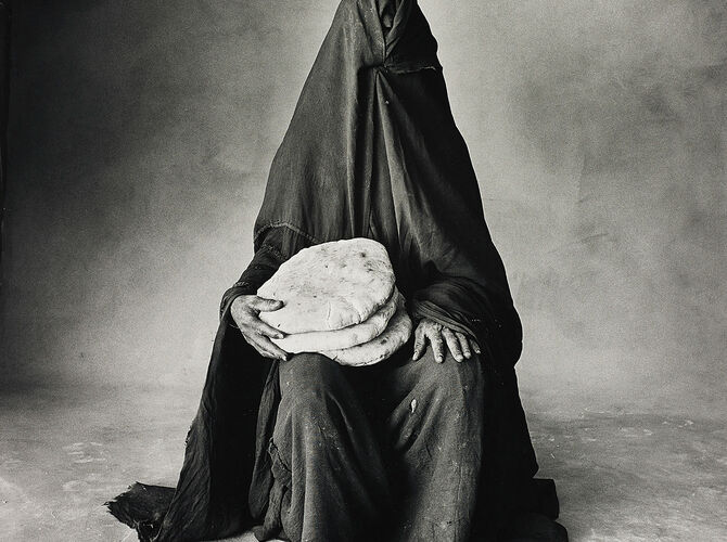 Morocco by Irving Penn