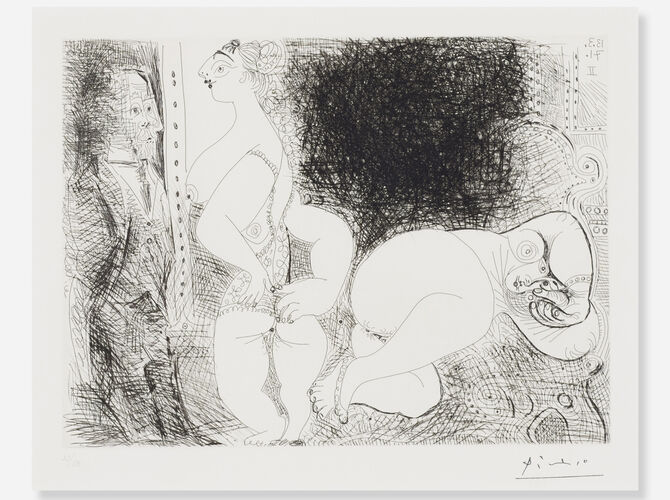 156 Suite by Pablo Picasso