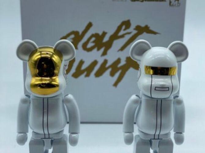 Daft Punk by BE@RBRICK