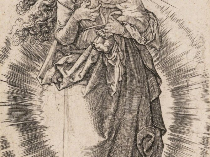 Coat of Arms by Albrecht Dürer
