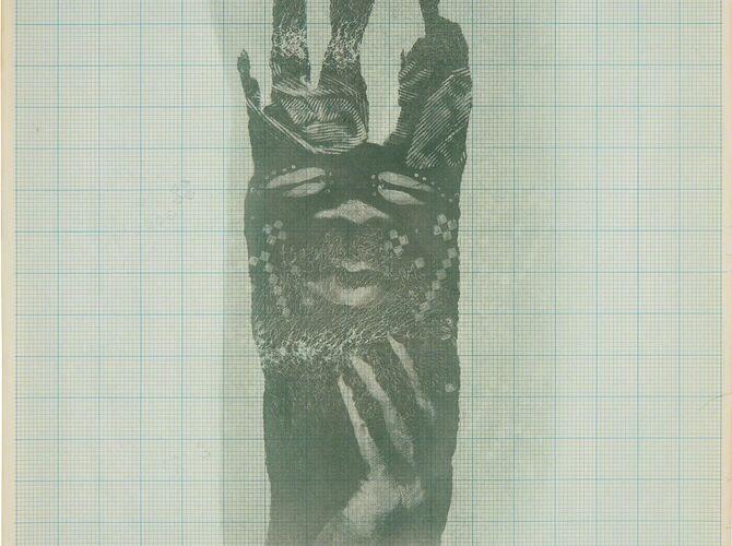 Body Prints by David Hammons