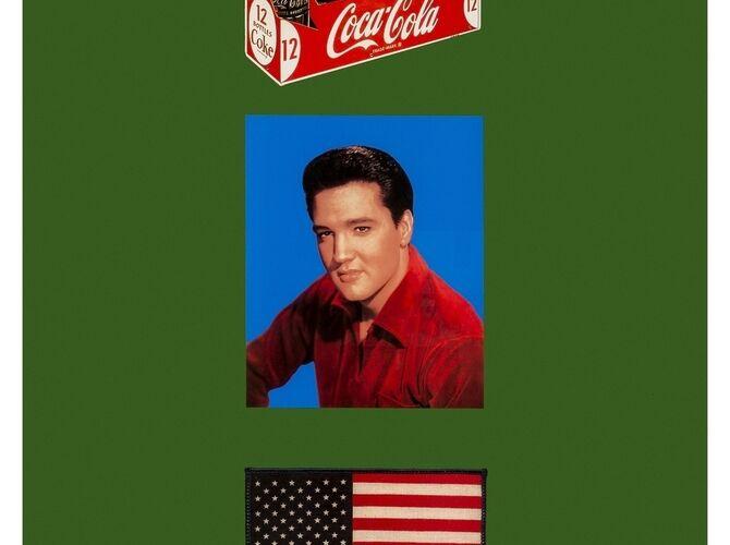 Elvis Presley by Peter Blake