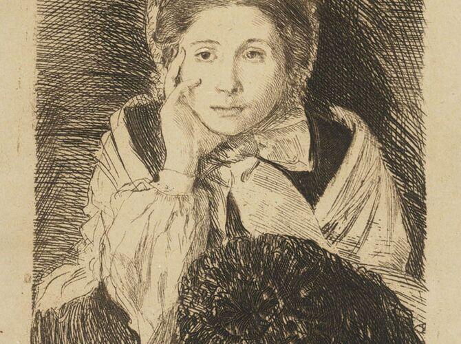 Sketches by Edgar Degas