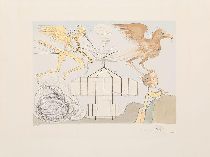 Signs of the Zodiac by Salvador Dalí