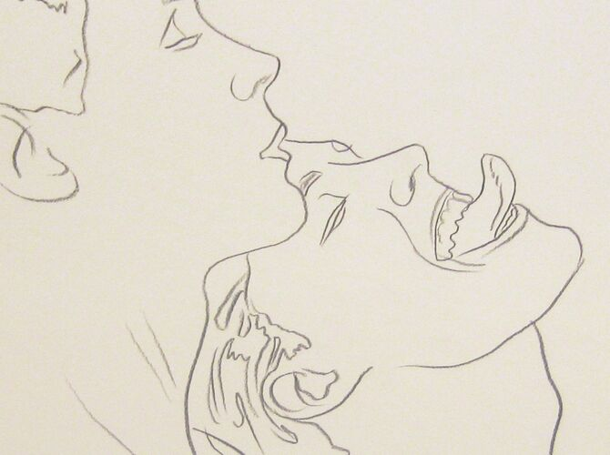 Querelle by Andy Warhol