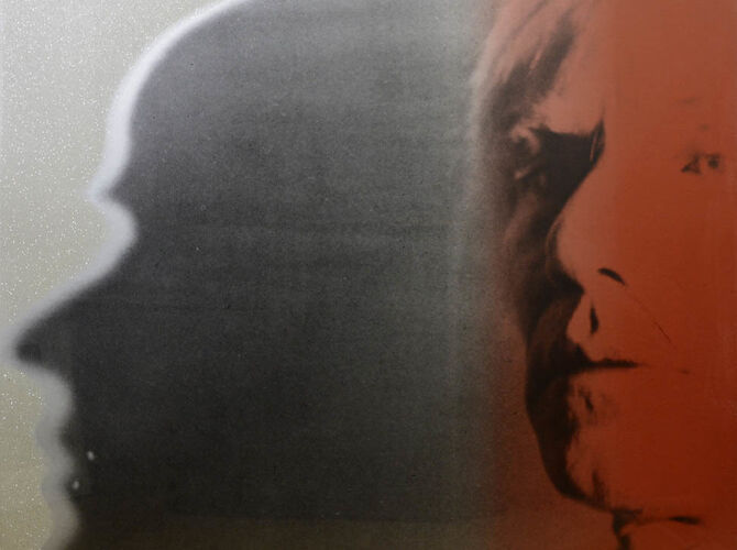 Shadows by Andy Warhol
