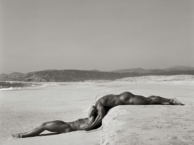 Male Nudes by Herb Ritts