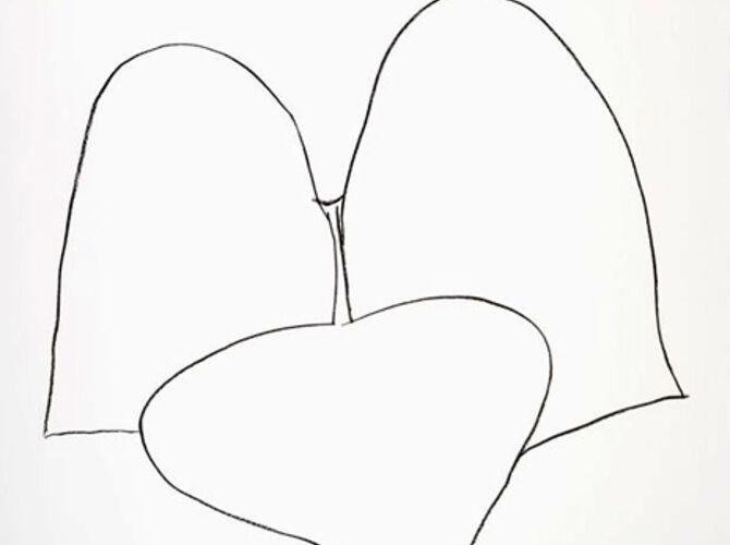 Line Drawings by Ellsworth Kelly