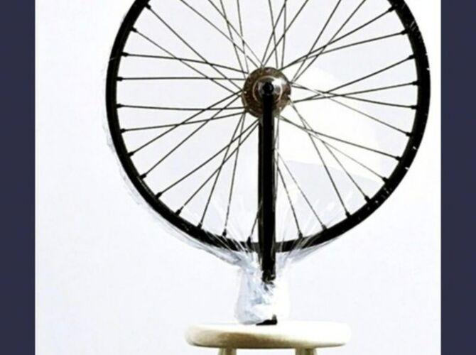 Bicycle Wheel by Marcel Duchamp