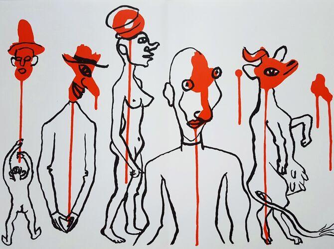 Calder's Circus by Alexander Calder
