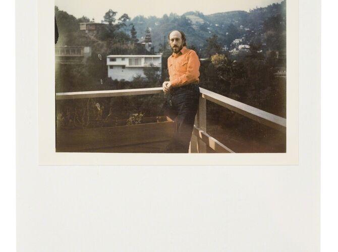 Polaroids by Richard Hamilton