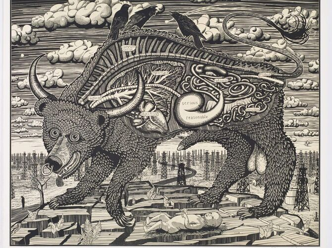Animal Spirits by Grayson Perry